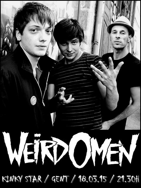 weirdomen
